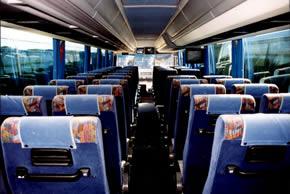 Autoservizi sodani pullman for Interno autobus